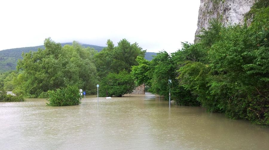 povodne na Slovensku