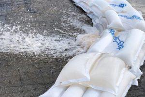 flood bags, AquaBagStop protipovodňové vrecia, flood bags