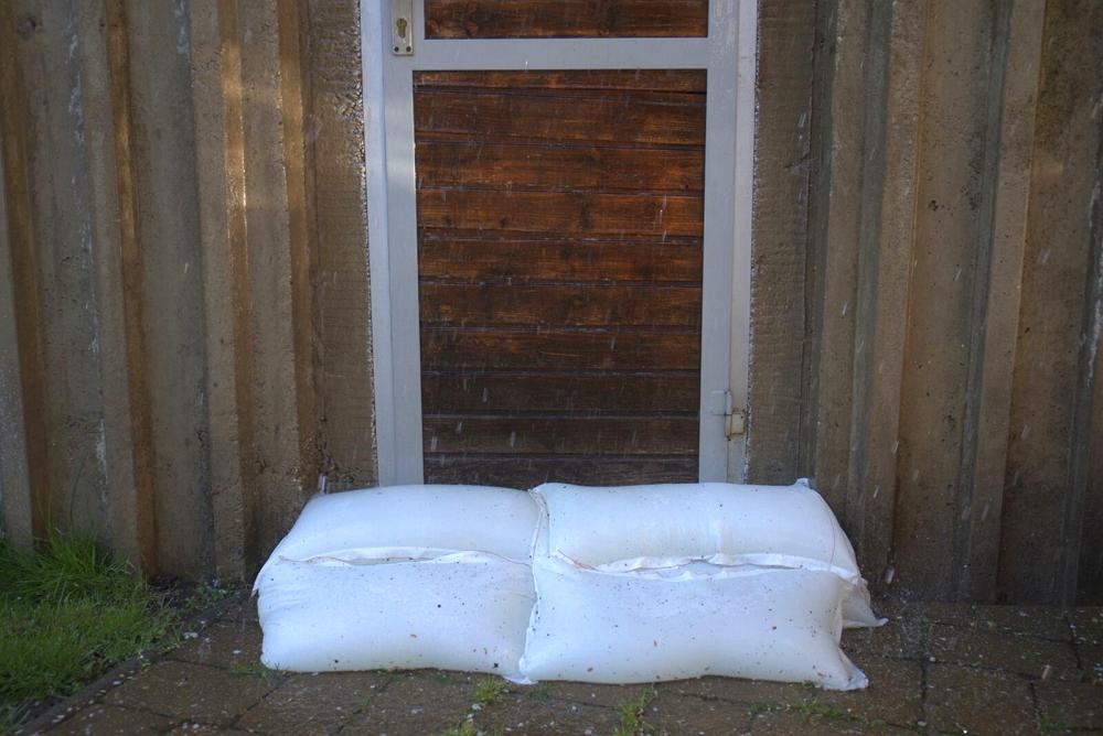 ochrana vstupných dverí